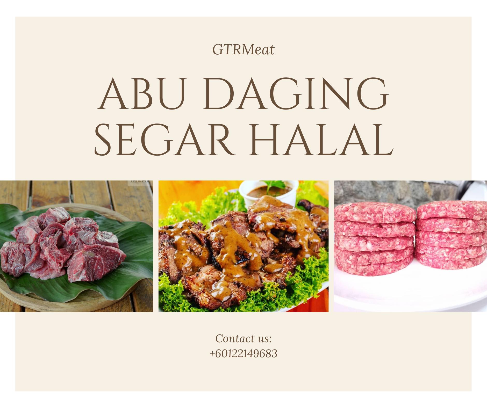 Abu Daging Segar