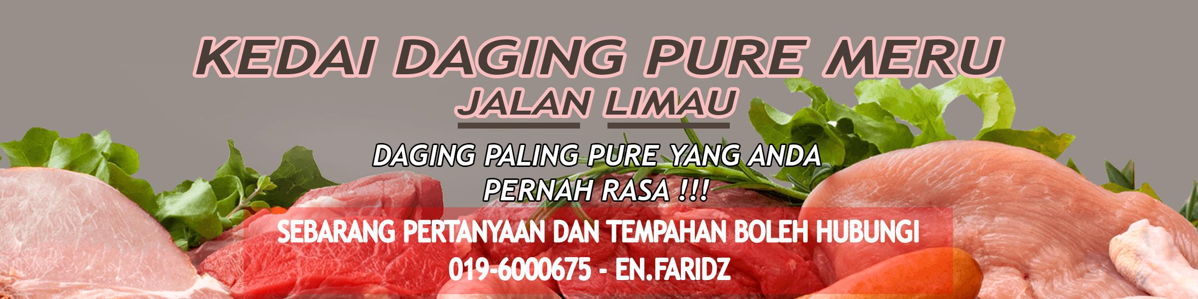 Kedai Daging Pure Meru