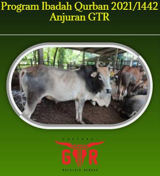 Program Qurban Anjuran GTRMeat 2021/1442